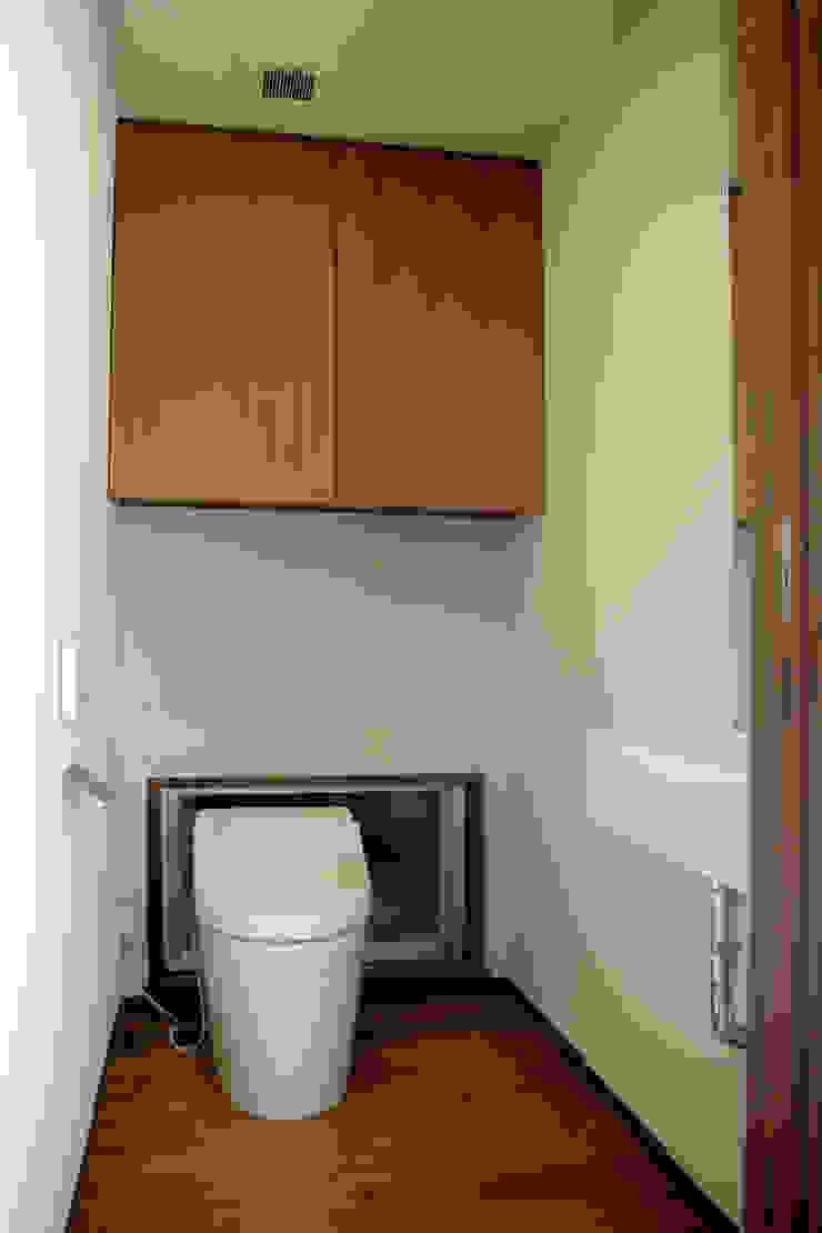 輝国の家 モダンスタイルの お風呂 の アトリエ イデ 一級建築士事務所 モダン