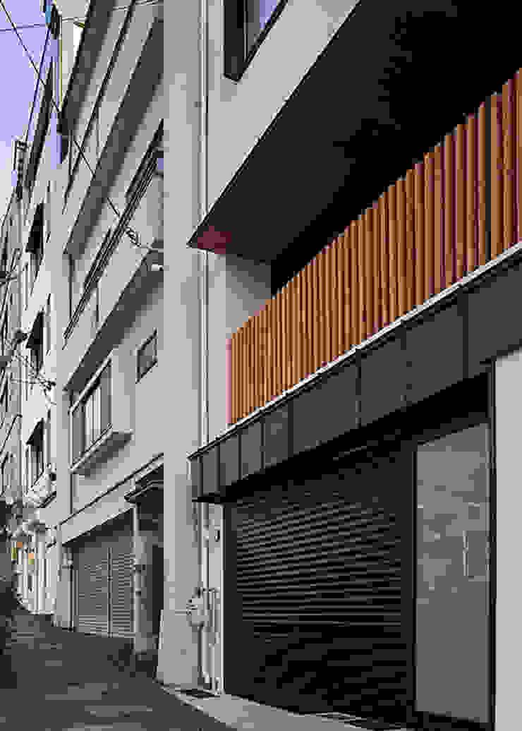 北側外観(リフォーム) 河合建築デザイン事務所 オリジナルな 家