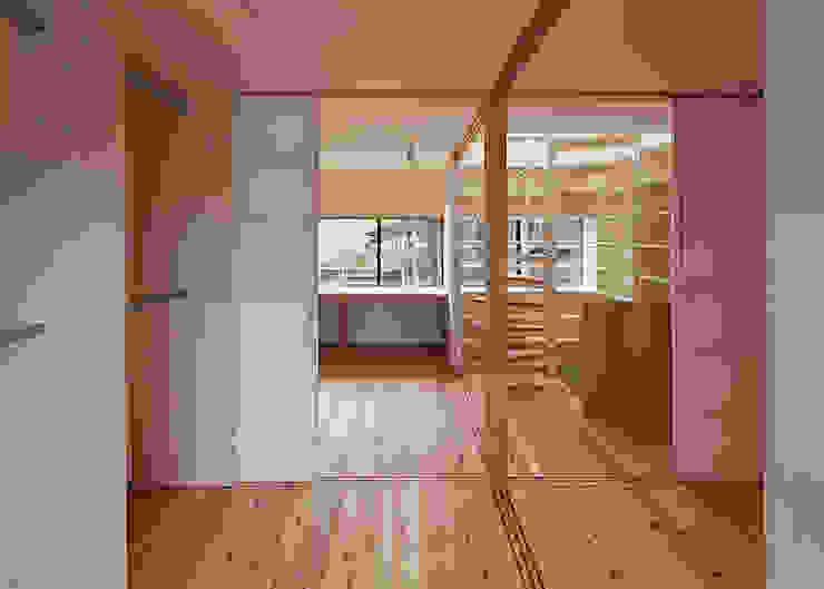 3階 多目的室 河合建築デザイン事務所 オリジナルデザインの 多目的室