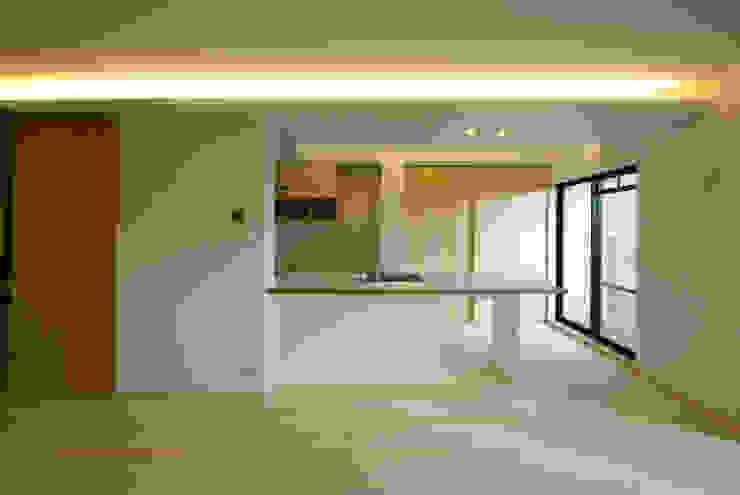 内膳町の家 モダンな キッチン の アトリエ イデ 一級建築士事務所 モダン