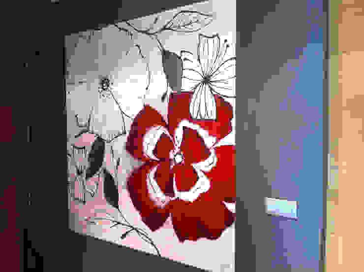 Murales Divinos Modern living room