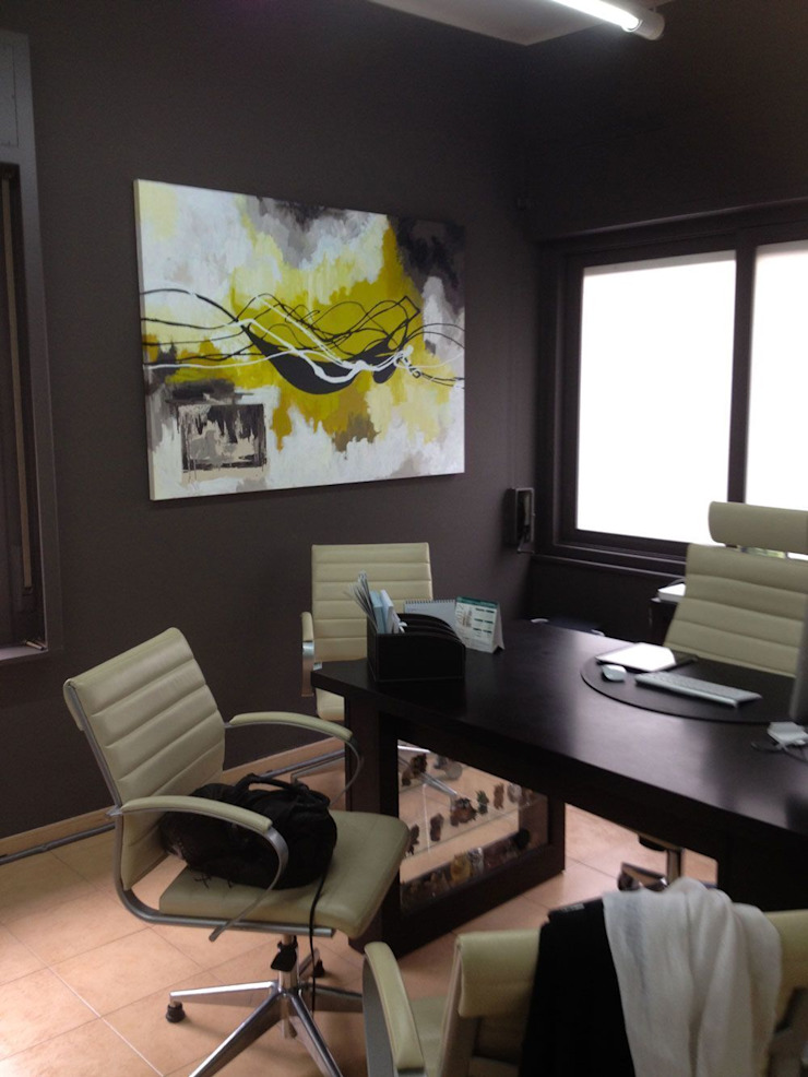 Murales Divinos Modern offices & stores