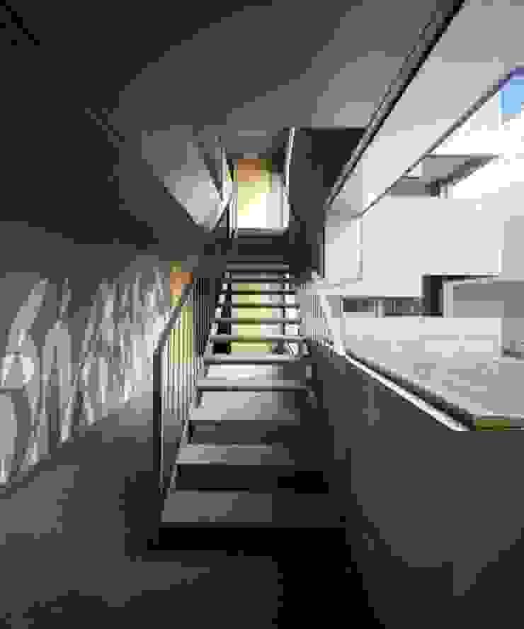 Murales Divinos Minimalist corridor, hallway & stairs