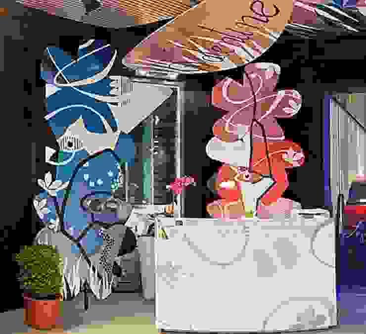 Murales Divinos Exhibition centres