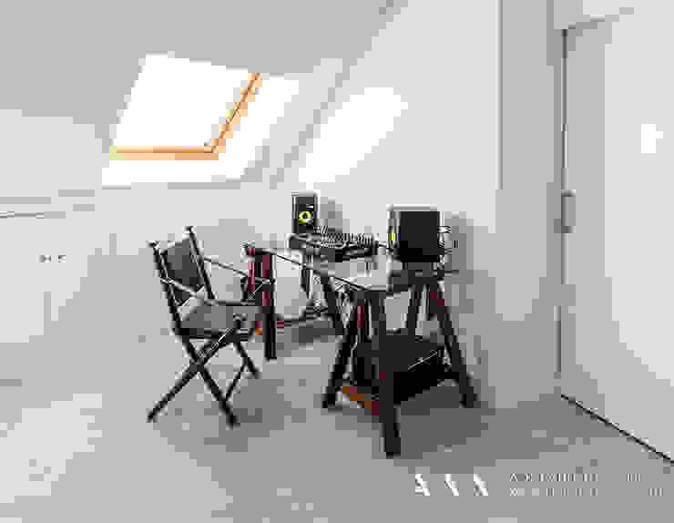 مكتب عمل أو دراسة تنفيذ Arquitectos Madrid 2.0, تبسيطي