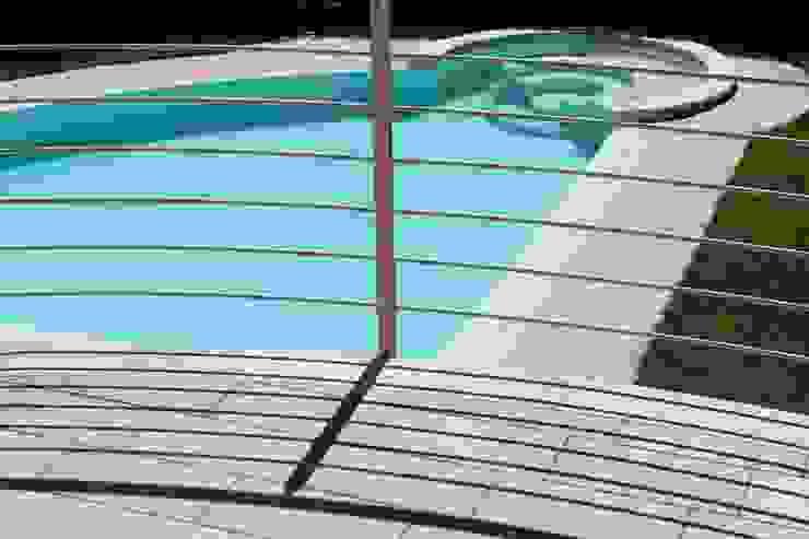 Studio Ing. Elisa Zubani Modern Pool