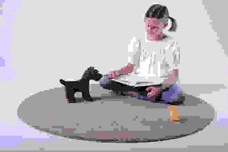 Kinderteppich »Stadt-Land-Fluss« von lyk carpet: modern  von homify,Modern