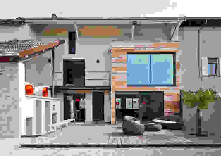 Lautrefabrique Casas modernas: Ideas, imágenes y decoración