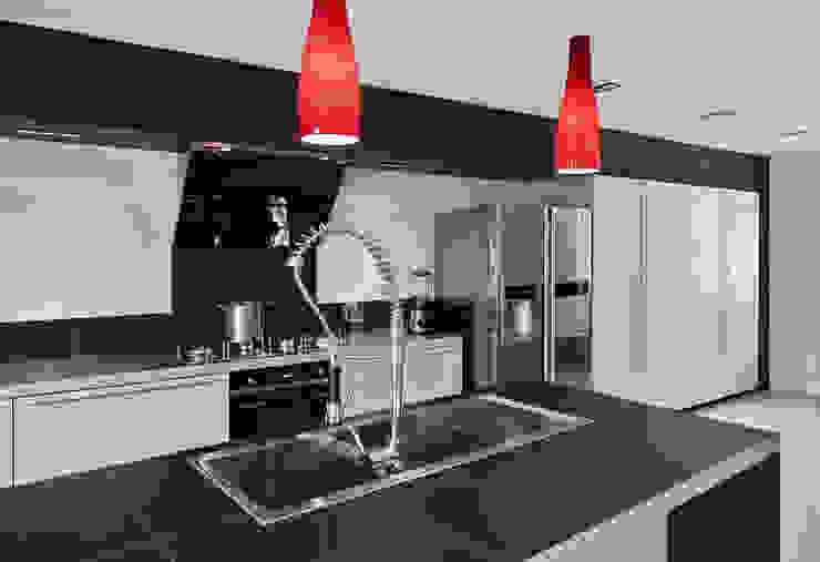 Maison de Village Cuisine moderne par Lautrefabrique Moderne