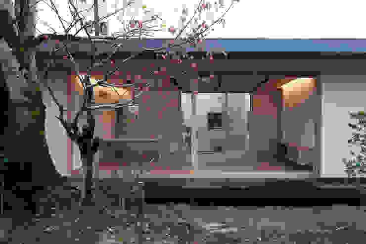 エクステリア外観 モダンな 家 の ISDアーキテクト/一級建築士事務所 モダン アルミニウム/亜鉛