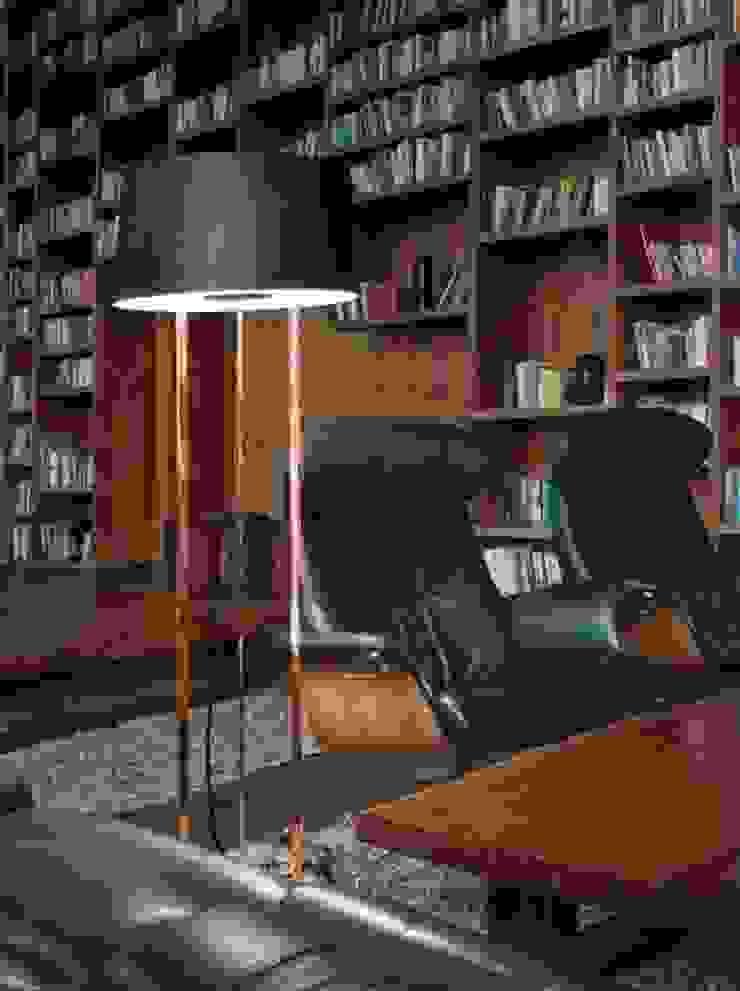 Lámpara de Pie Cobre de TusLámparasOnline Moderno