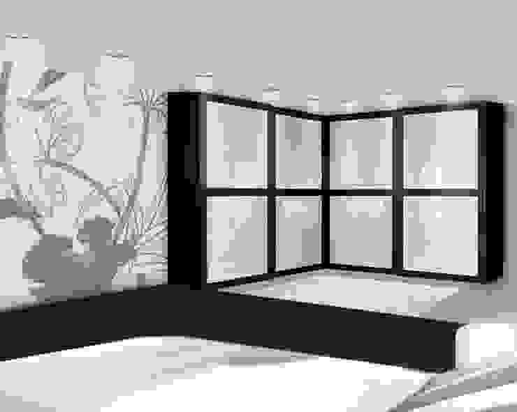 Murales Divinos Modern Bedroom