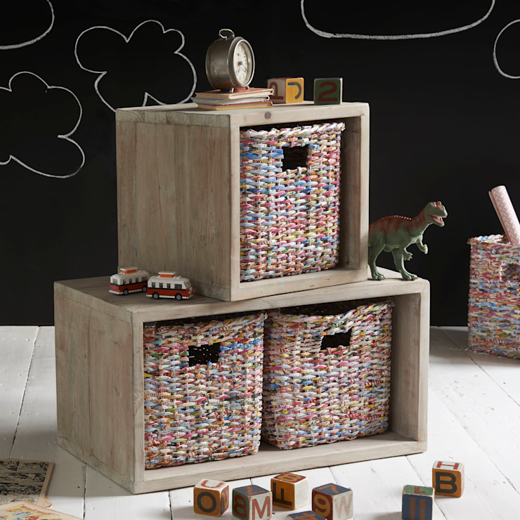 Pop storage de homify Moderno