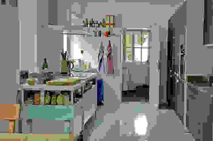 Cocinas clásicas de Lena Klanten Architektin Clásico