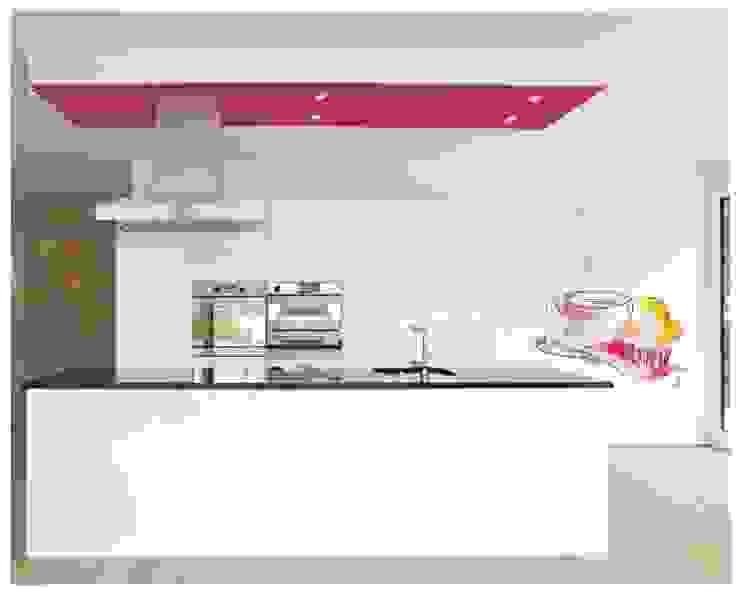 Murales Divinos Modern style kitchen