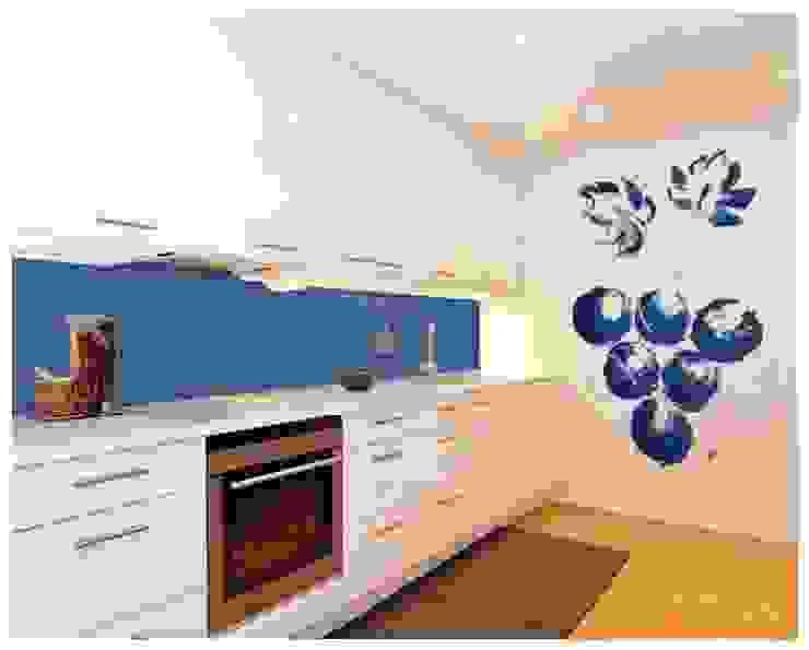 Cuisine moderne par Murales Divinos Moderne