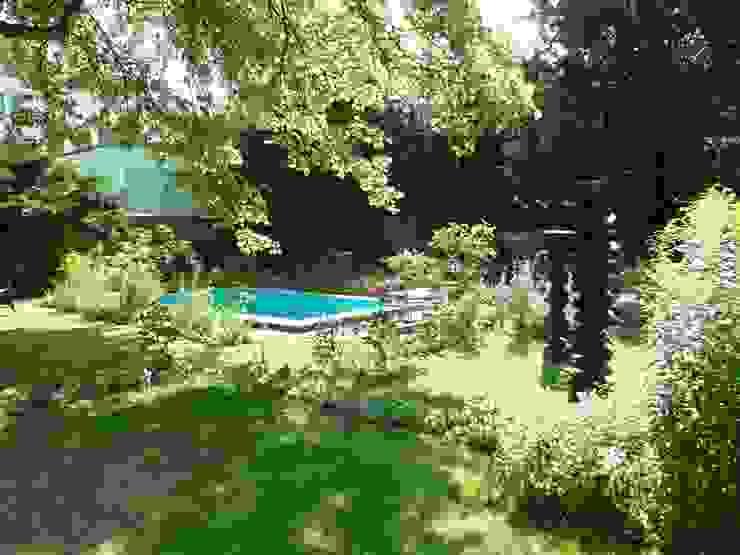 Villa V Ausgefallener Garten von Villa V Ausgefallen