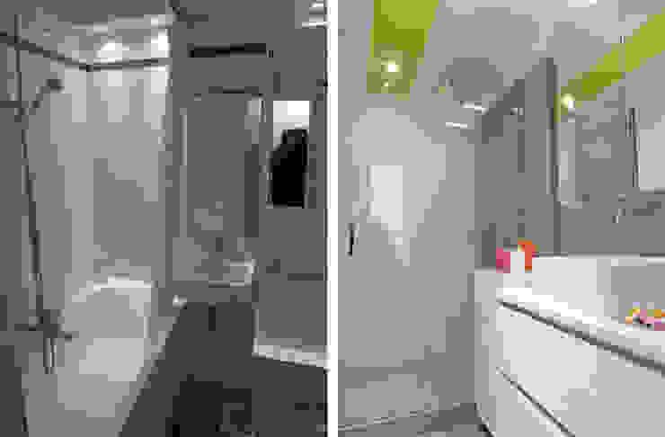 Appartement 2 pièces 42m2 par Createurs d'interieur Aix-en-Provence