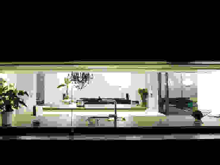 Haus Gravogl Moderne Häuser von Architekturbüro Andi Lang Modern