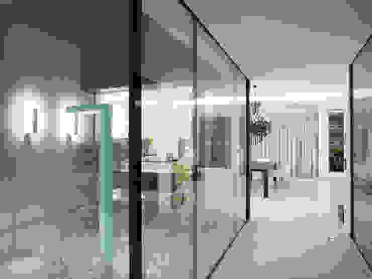 Haus Gravogl Moderne Arbeitszimmer von Architekturbüro Andi Lang Modern