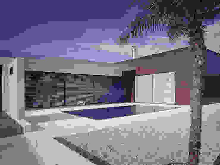 Haus Gravogl Moderne Pools von Architekturbüro Andi Lang Modern
