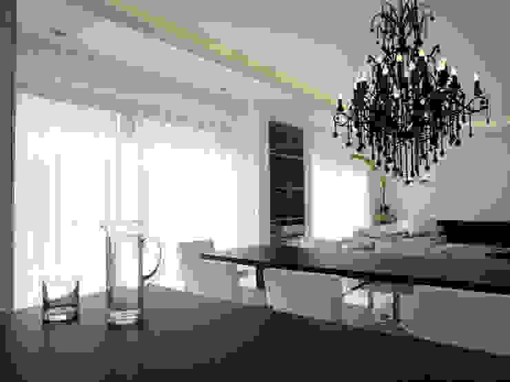 Haus Gravogl Moderne Esszimmer von Architekturbüro Andi Lang Modern