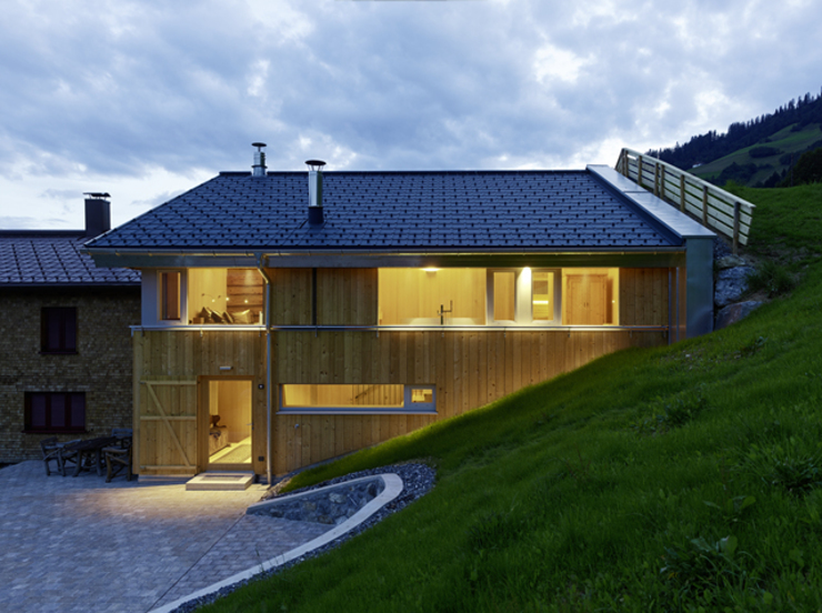 Country style houses by HAMMERER Architekten GmbH/SIA Country
