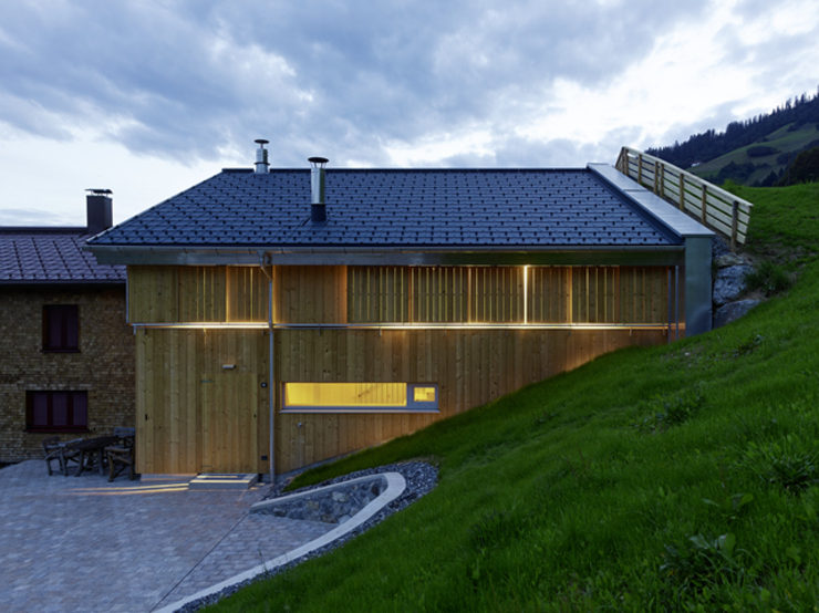 Country style house by HAMMERER Architekten GmbH/SIA Country