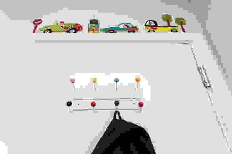 Jaeden's coat hook MK Kid Interiors BedroomAccessories & decoration