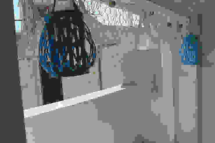 La casetta - casa vacanze Balcone, Veranda & Terrazza in stile mediterraneo di INARCHlab Mediterraneo