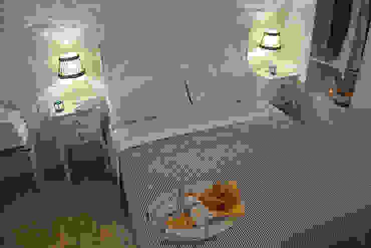 Projekty,  Sypialnia zaprojektowane przez INARCHlab, Śródziemnomorski