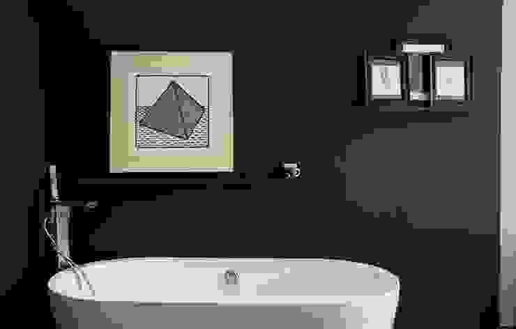 Departamento KL Baños modernos de Concepto Taller de Arquitectura Moderno