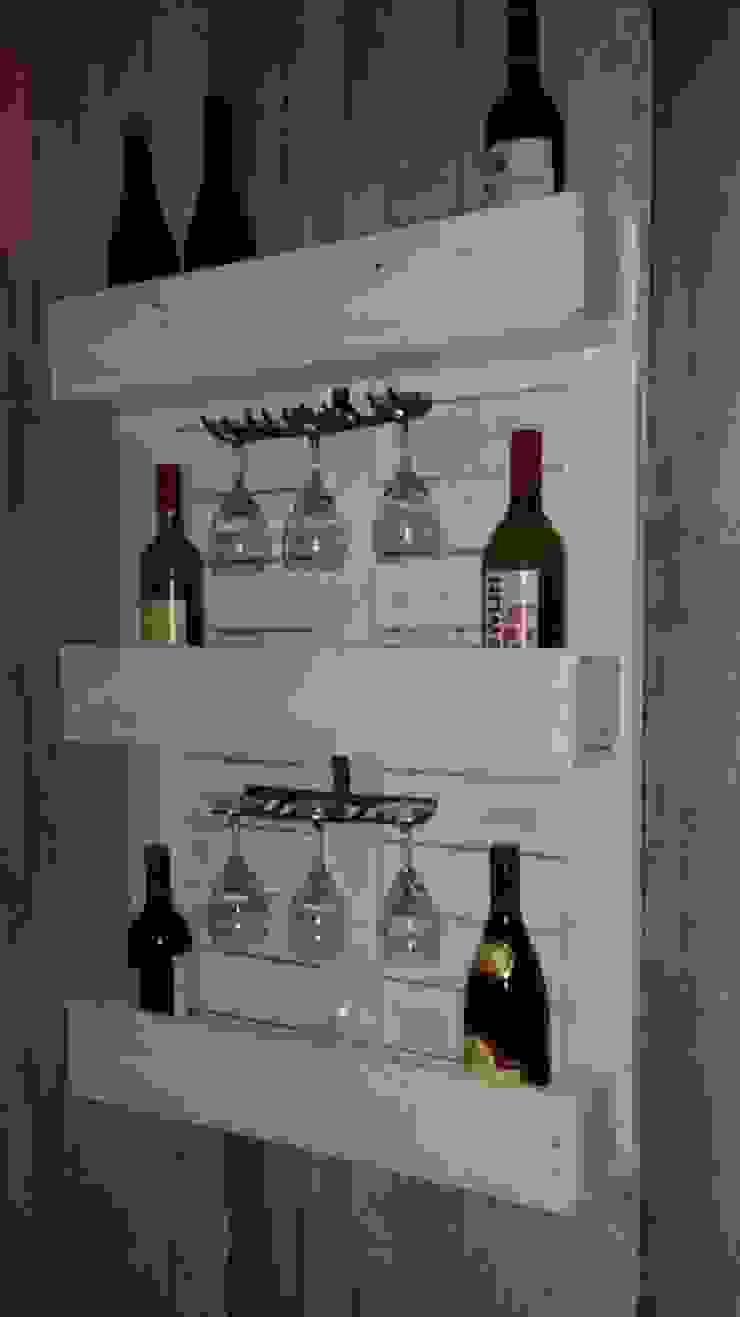 wijnrek van MR Pallets en Kisten Landelijk