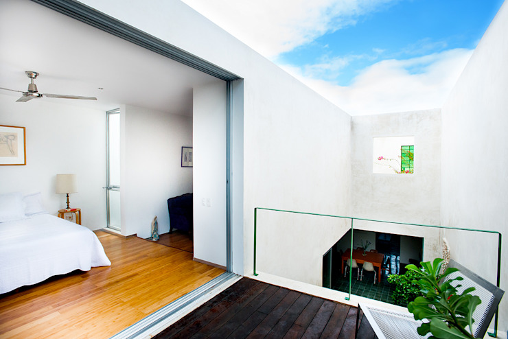 Moderne Häuser von Taller Estilo Arquitectura Modern