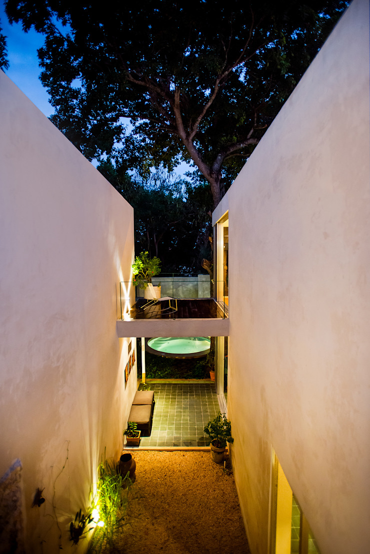 Casa del Arbol Taller Estilo Arquitectura Casas modernas