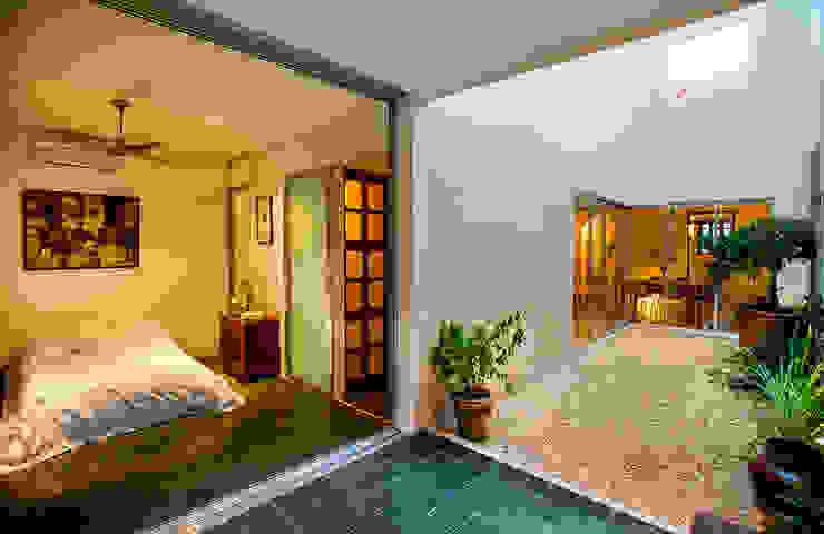 Terrace by Taller Estilo Arquitectura,