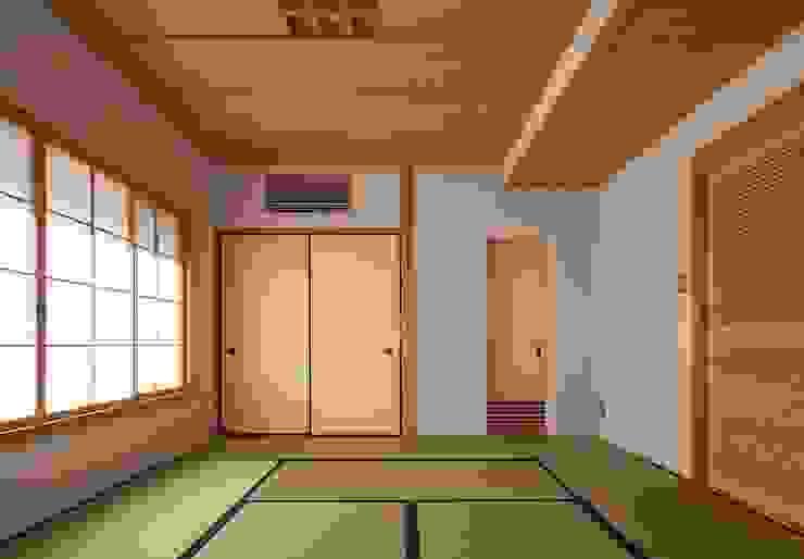 松井建築研究所 에클레틱 침실
