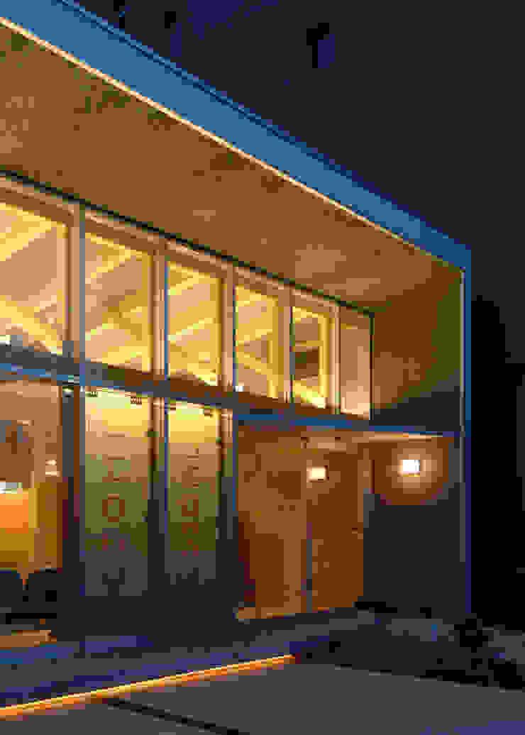 のぞみ薬局Ⅰ モダンな商業空間 の ISDアーキテクト/一級建築士事務所 モダン