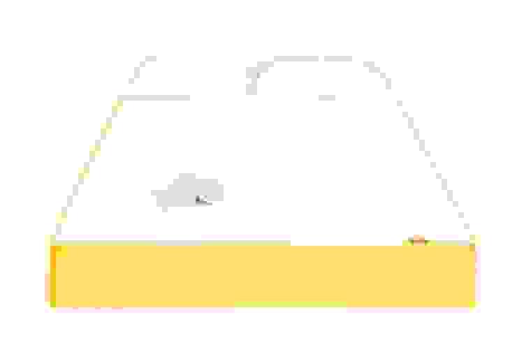 Unsere eve Matratze von eve sleep Minimalistisch