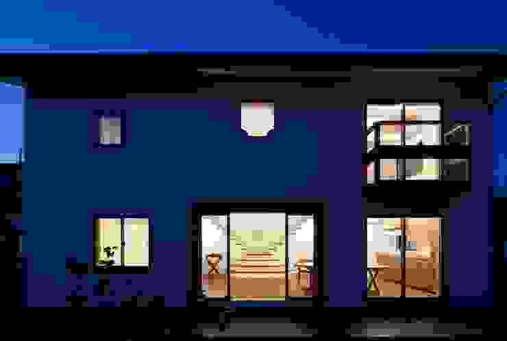 舞踏家の家 オリジナルな 家 の 松井建築研究所 オリジナル