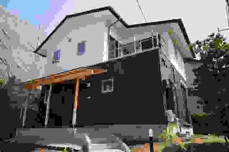 北小路之居 モダンな 家 の 一級建築士事務所OKUZAWA モダン