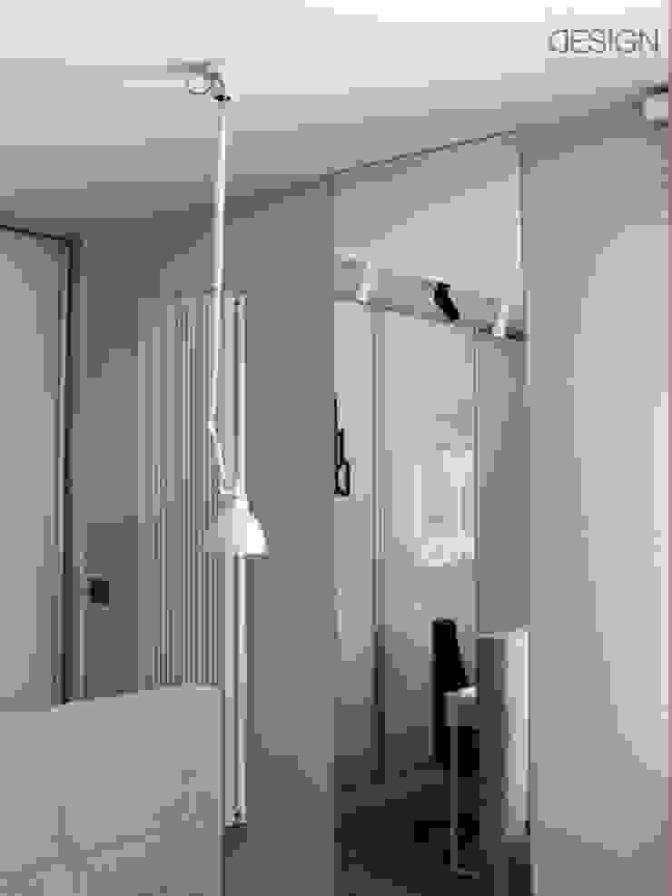 Scandinavian style bedroom by kabeDesign kasia białobłocka Scandinavian