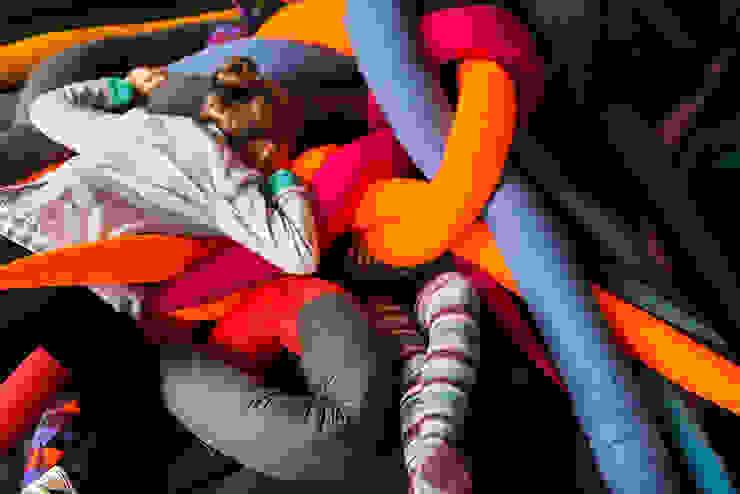 Dziabągi- interactive branches: styl , w kategorii Pokój dziecięcy zaprojektowany przez Kokodyl,