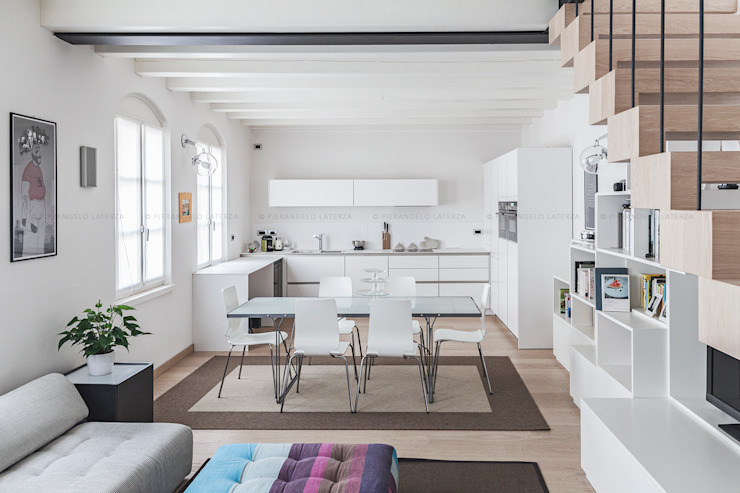 Pierangelo Laterza Salon minimaliste