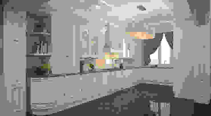 Неоклассика Кухня в классическом стиле от room4life Классический