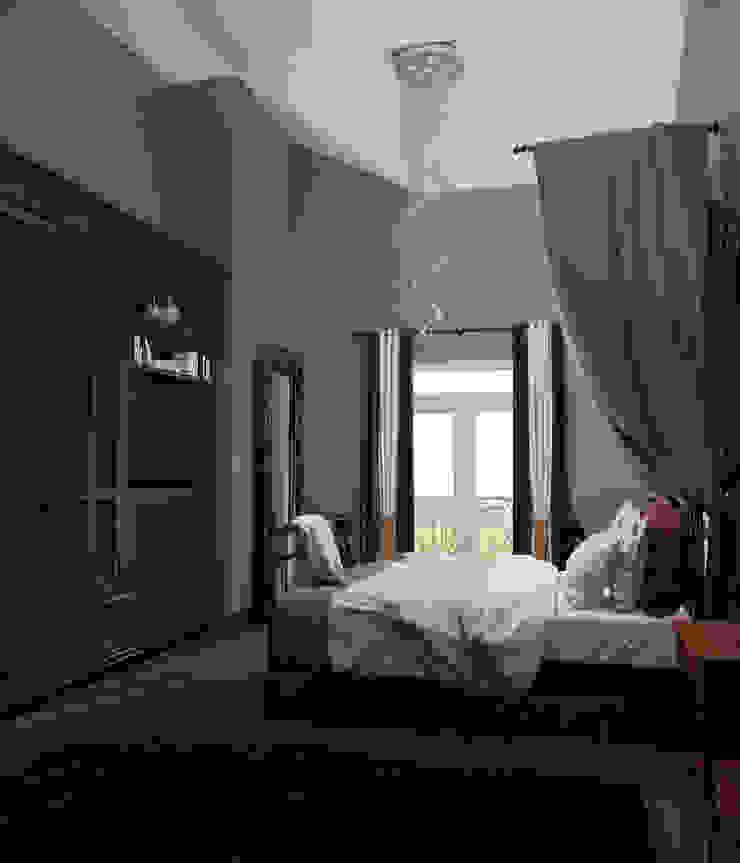 Неоклассика Спальня в классическом стиле от room4life Классический