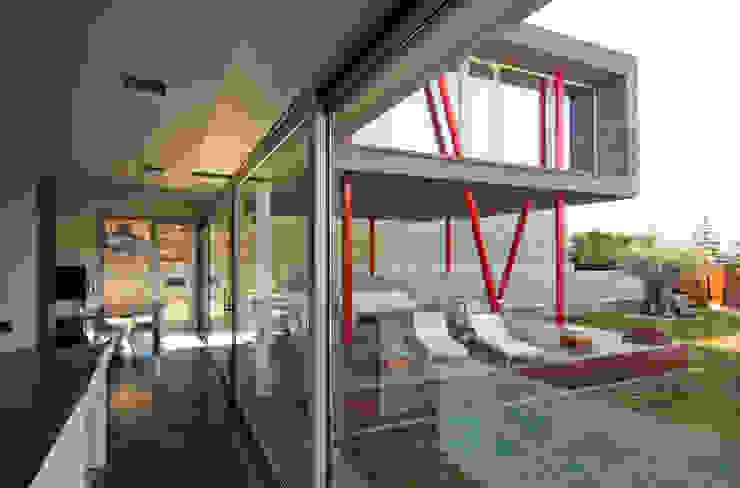Janelas e portas minimalistas por eidée arquitectes S.L.P. Minimalista