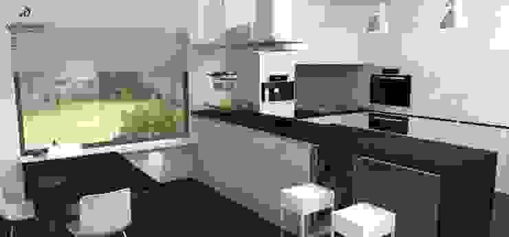 Modern kitchen by Artenova Design Modern