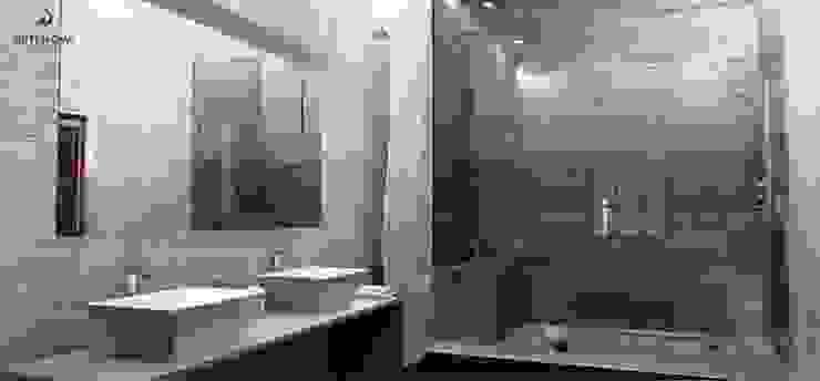Minimalist style bathroom by Artenova Design Minimalist