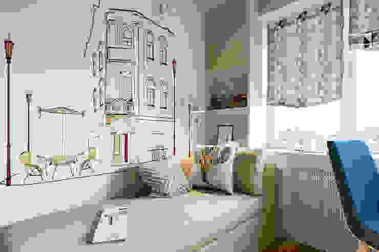 Dormitorios infantiles de estilo  por homify , Escandinavo